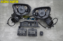 For audi a3 8v auto folding electric folding mirror upgrade kit