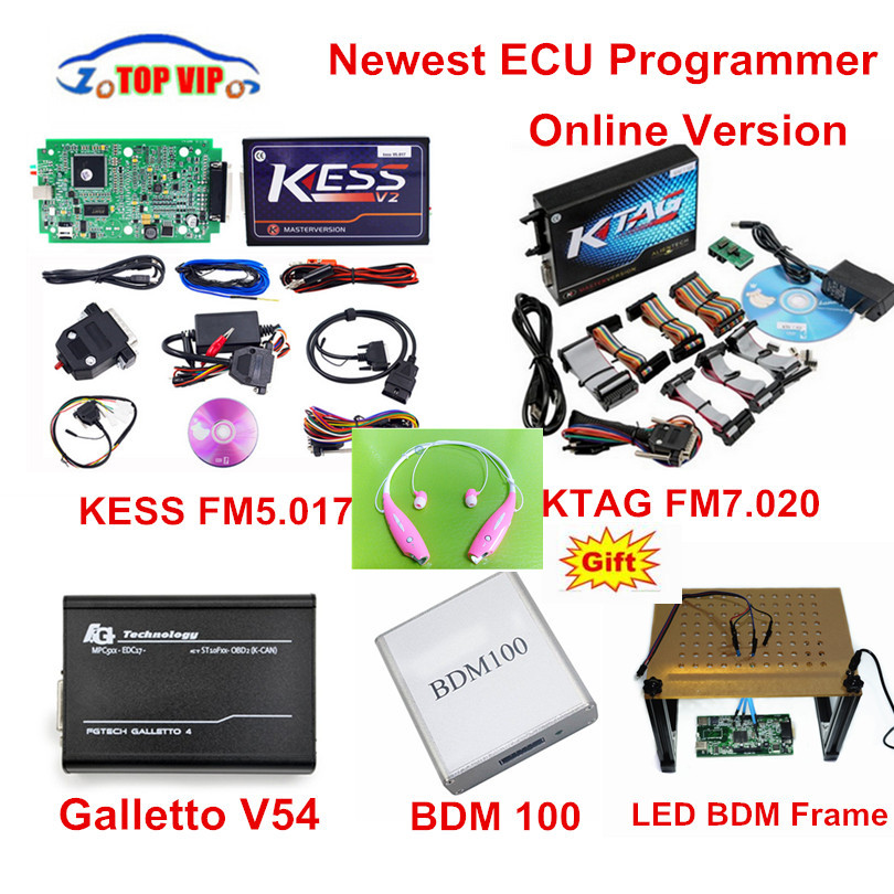 100% True Auto Frame Bdm Frame With Adapters Set For Bdm100 -fast Shipping . Cmd Fgtech Chip Tuning Tool
