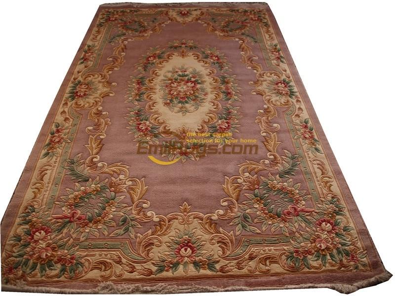 On Handmade Wool Knitting Carpets Antique Mandala Area RunnerOn Handmade Wool Knitting Carpets Antique Mandala Area Runner