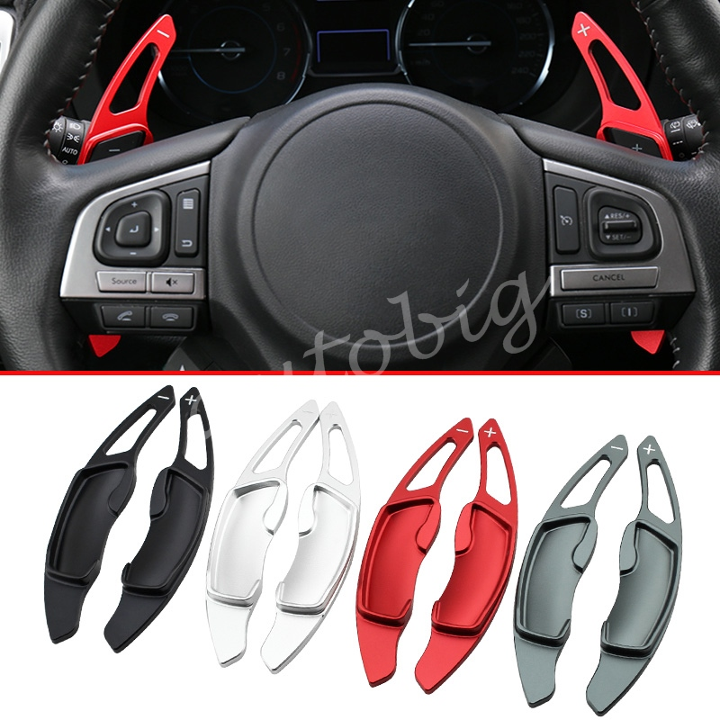 Buy For Subaru BRZ Forester SJ XV Outback Legacy Impreza GT86 FR-S Steering Wheel Gear Shift Lever Paddle Extension Accessories for $34.96 in AliExpress store