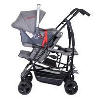 Kinderwagon Рюкзак кенгуру детское безопасное сидение для новорожденных автомобиля портативный детская кроватка