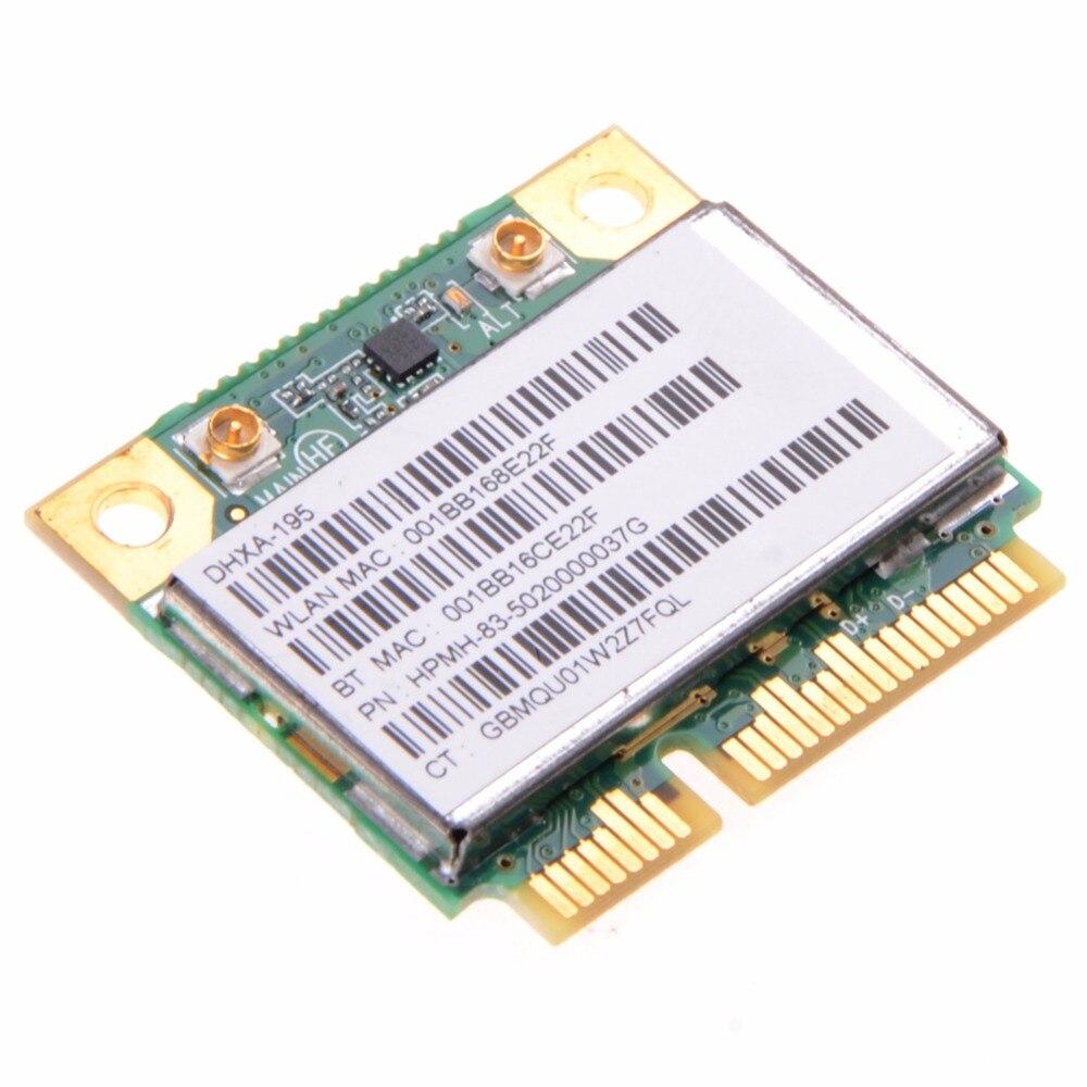 Беспроводной Тетрадь Сетевые карты Bluetooth Combo карты, пригодный для ar5b195 ar9002wb Wi-Fi ar3011 BT3.0 ноутбука Сетевые карты vc981 P30