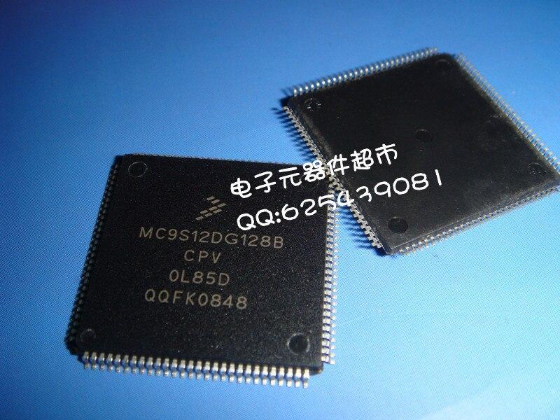 Цена MC9S12DG128BCPV