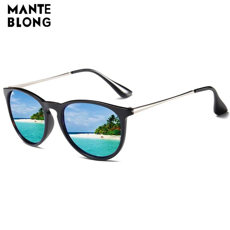 2017 Brand Fashion Design Men/Women's Polarized UV400 Goggle 6 Colors Sunglasses