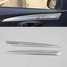 Auto accessories inner door trims 2 pcs Car Styling For TOYOTA VIOS 2017