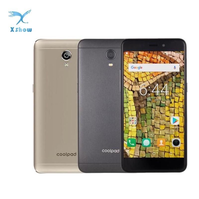 "Coolpad E2C โทรศัพท์มือถือ 4G LTE 5.0 ""จอแสดงผล HD Snapdragon MSM8909 Android 7.1 Quad Core 2500mAh 1GB 16GB 8MP กล้องสมาร์ทโฟน-ใน โทรศัพท์มือถือ จาก โทรศัพท์มือถือและการสื่อสารระยะไกล บน AliExpress - 11.11_สิบเอ็ด สิบเอ็ดวันคนโสด 1"