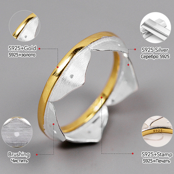 Art Silver 925 Women Vinage Ring