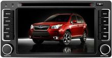 MTK3360 faster speed 512Mb RAM WINCE 6.0 car DVD player 1080P gps for Subaru Forester Impreza 2008-2011 BLUETOOTH MAP CAMERA