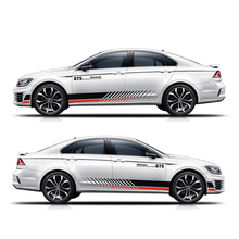 World Datong sport car sticker For Volkswagen CC stickers and decals auto