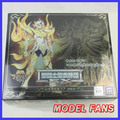 MODEL FANS IN-STOCK Metal club MC metalclub soul of gold Leo Aioria Saint Seiya metal armor Myth Cloth Action Figure