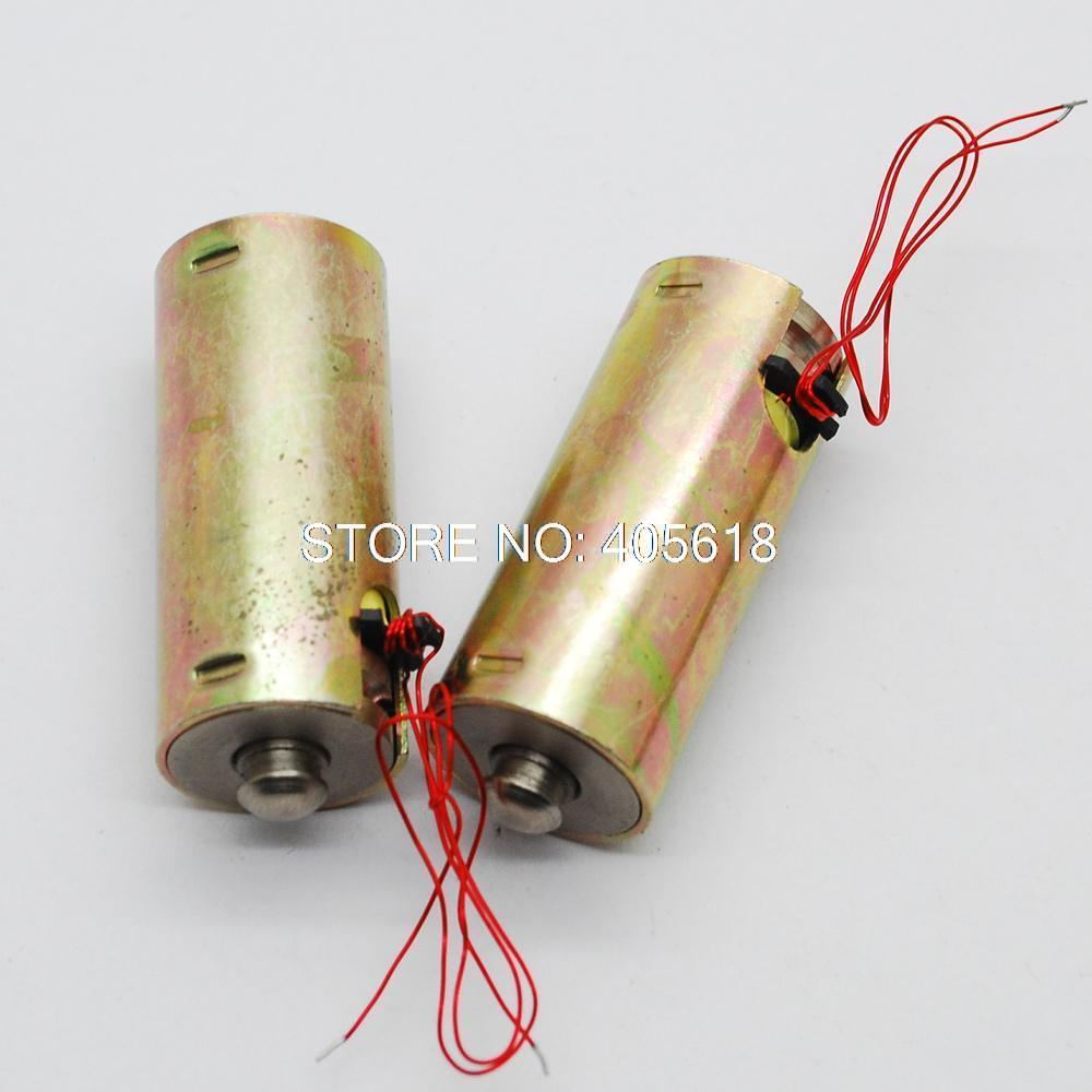 ✅¡ Caliente! 3 unids dia 16mm 24 V doble electroimán automático ... bc2de7fdaf4a5