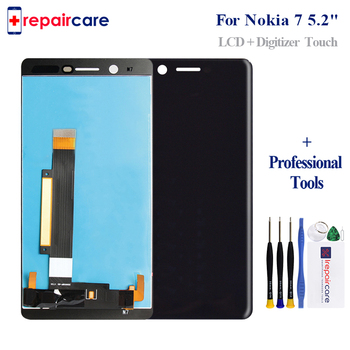 """5PCS Original 5.2"""" For Nokia N7 LCD Display with Touch Screen Digitizer Assembly Replacement Parts For Nokia 7 LCD Display"""