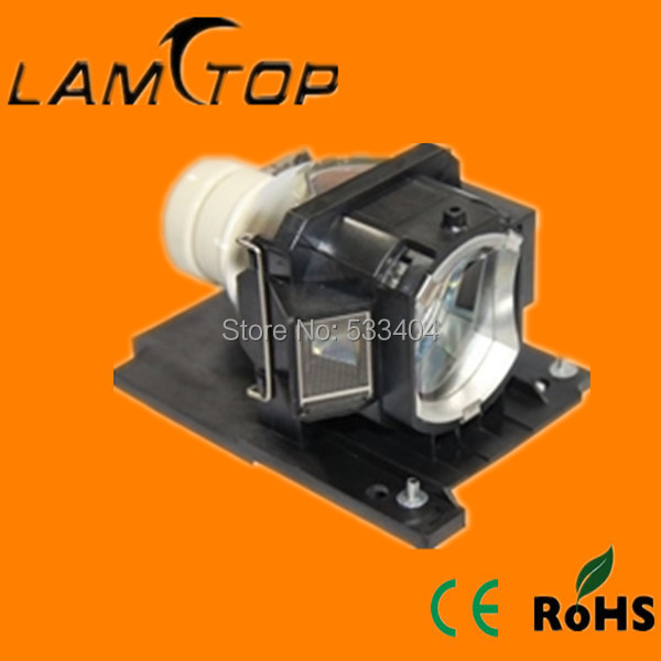 LAMTOP  original   lamp with housing/cage DT01123 HCP-Q61/HCP-Q65 projector lamp lamtop original lamp with housing cage dt01022 for ed x24