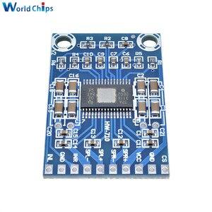 Image 5 - XH M562 TPA3116D2 50W + 50W Dual Channel MINI เครื่องขยายเสียงดิจิตอล Class D เครื่องขยายเสียง 50W Power Amplifier BOARD DC 12 V 24 V 2x50W