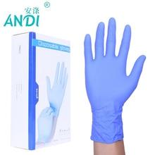 100 Stücke Einweg Handschuhe Latex Für Die Wohnungsreinigung Einweg Lebensmittel Reinigung Handschuhe Universal Für Links und Rechts
