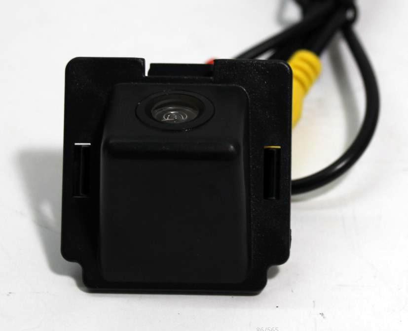 imágenes para CCD cámara de Visión Trasera para Hyundai I40 asistente de Aparcamiento Back up Inversa cámara de Vista Trasera A Prueba de agua