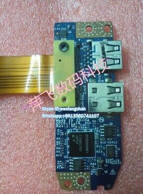 Бесплатная доставка Подлинная Latop Плата USB Для 7750 7750 Г 7560 7560 Г 7750Z LS-6911P Бесплатная Доставка!