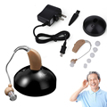 Rechargeable Hearing Aid Aids Voice Amplifier Device Low Noise In Ear JZ-1088F 101373