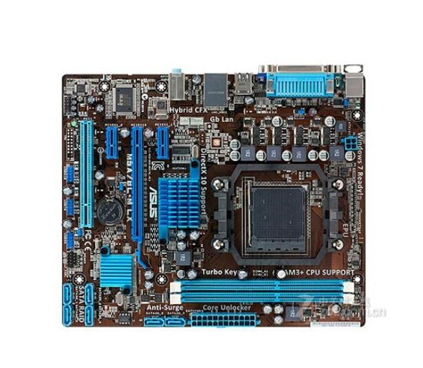 original motherboard M5A78L-M LX boards Socket AM3 AM3+ DDR3 mainboard 16GB 760G/780L Desktop motherboard Free shipping original motherboard m4a78 socket am2 am2 am3 ddr2 16gb gigabit etherne mainboard desktop motherboard free shipping