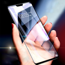 For Oneplus 6  Screen Protector 9H Full Cover Tempered Glass For Oneplus 5 Onep Plus 5t Oneplus 3 One Plus 3T Protective Film цена