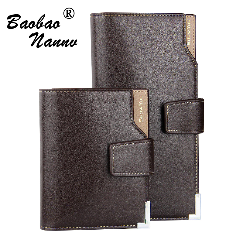 Man Luxury Brand Wallet Male Top Quality Small Purse Money Bag Multi Card Business Clutch Wallet For Boyfriend Husband new trend man long wallet top layer cowhide hand take bag quality card holder male purse business notecase pr089007