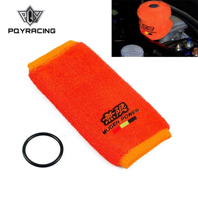 Hot Fire Proof Mugen Tank Reservoir Cover Socks For Honda Acura Civic JDM PQY-OCTC12