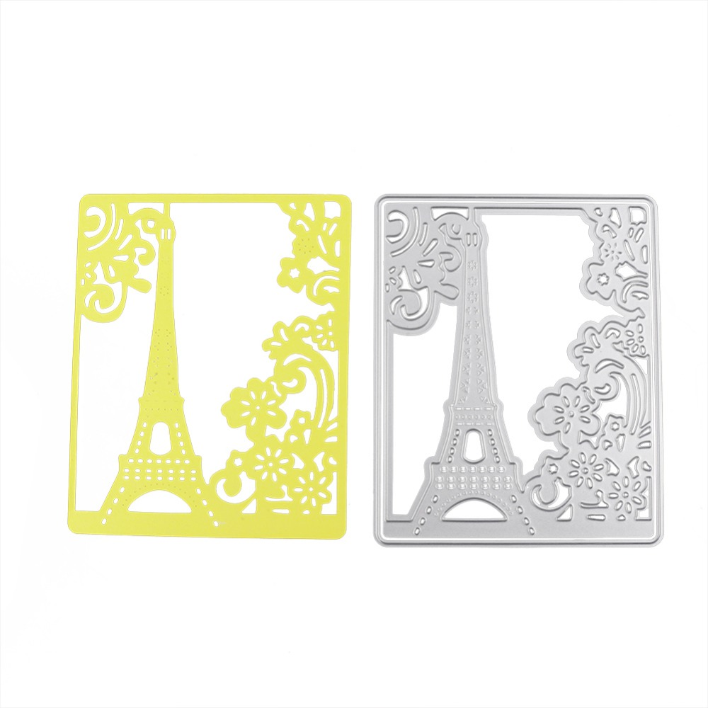 Beautiful Wall Decor Eiffel Tower Ensign - Wall Art Collections ...