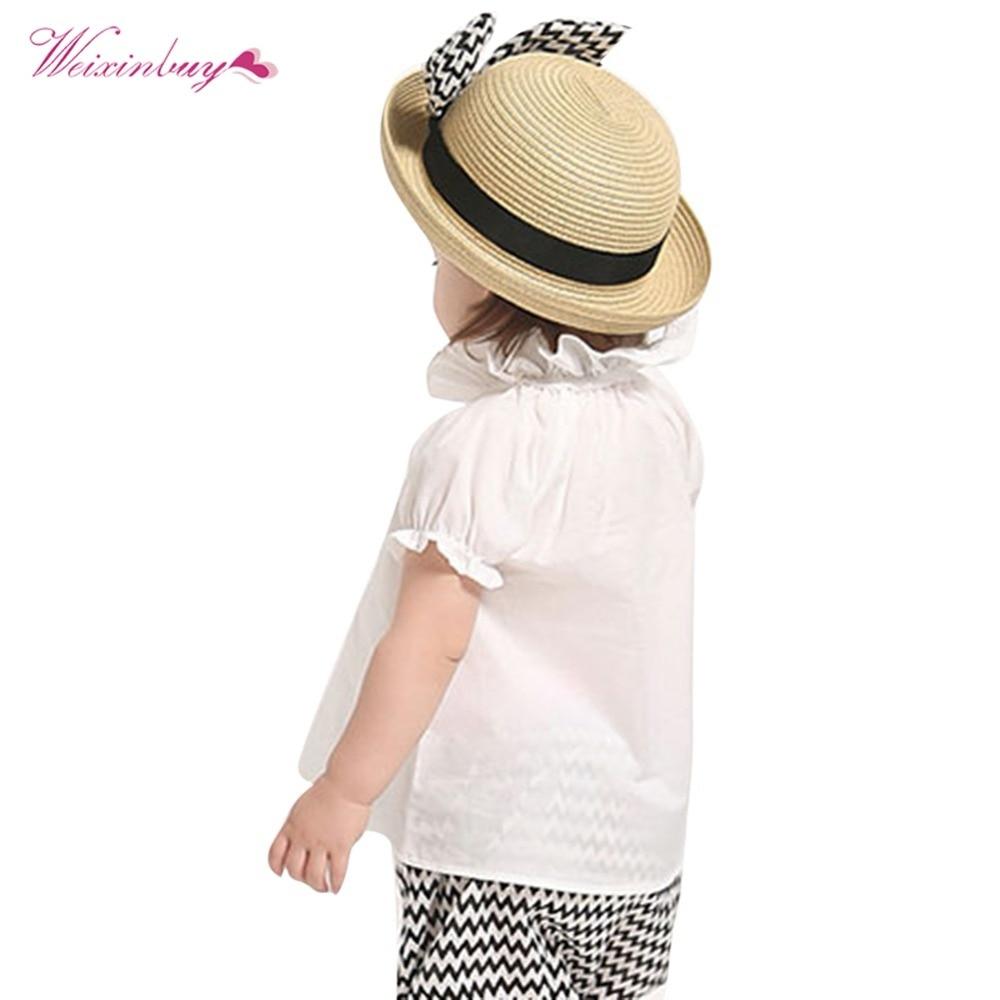 0-30M Maluch Nowonarodzone dziecko słodkie słodkie dziewczynek puff - Ubrania dziecięce - Zdjęcie 2