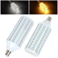 B22 30W 165 x 5730 SMD LED Corn Bulb Light Super Bright Warm White / White Light Energy Saving LED Lamp