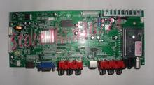 High-definition LCD Universal Motherboard HX6M16JS-X-V13 With T400HW02 Screen
