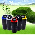 Office Home Vehicle Car Garbage Rubbish Trash Bin Can Holder Car Auto Garbage Trash Can Automotive Waste Storage