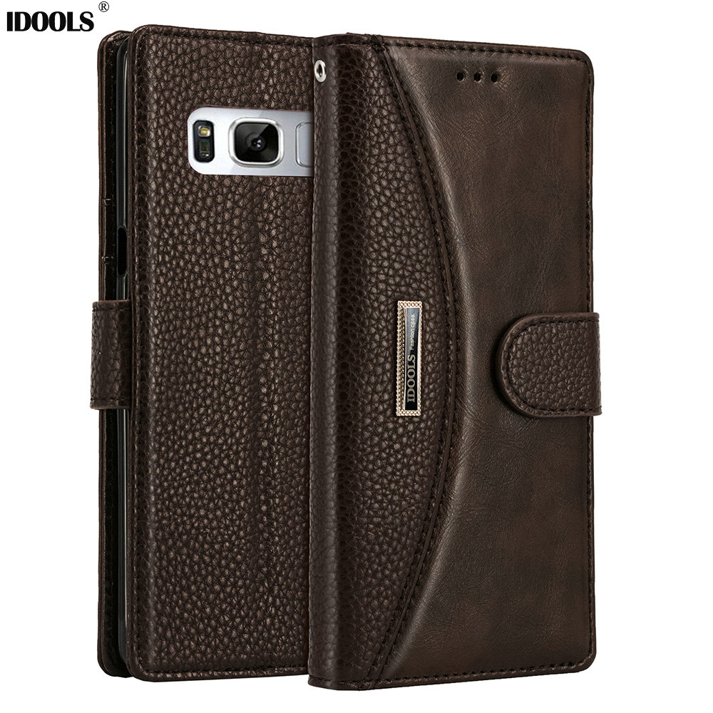 Cases for Samsung Galaxy Note 8 SMN950F Project Baikal Great Project Wallet Covers PU Leather Phone Bags Case 6.32 Inch Fundas