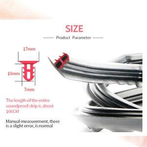 Image 4 - 1.6M سيارة التصميم لوحة عازلة للصوت شريط عازل لفولفو S60 XC90 V40 V70 V50 V60 S40 S80 XC60 XC70 نيسان قاشقاي جوك تيدا