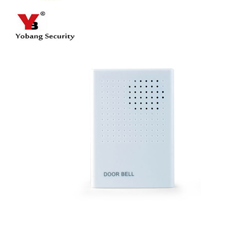 Yobang Security DC12V Wired Door opener Work in with Door Bell Exit Button Door Access Control System Ring tone for ApartmentYobang Security DC12V Wired Door opener Work in with Door Bell Exit Button Door Access Control System Ring tone for Apartment