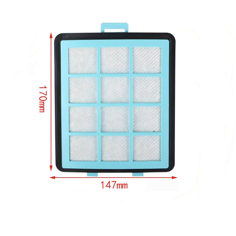 (1set =1 Main Filter +1 Air Outlet Filter) Vacuum Cleaner Washable Hepa Filter for Philips FC8760 FC8766 FC8767 Vacuum Filters vacuum pump inlet filters f006 1 rc2 1 2