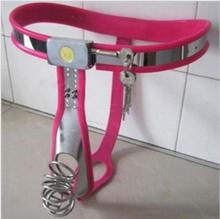 New Male Model-T Curve Waist Belt Adjustable Stainless Steel Chastity Belt Wit Ventilate Large Cock Penis Cage BDSM Sex Toy