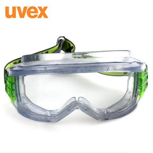 Uvex 9301906 Ultravision Safety Glasses Blindages Protective Goggles Adjustable Headband Anti-splash G0617