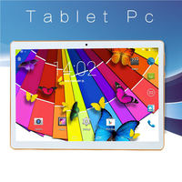 10 Inch Original 3G Phone Call Tablet Android 6 0 MTK 6580 Quad Core Android IPS