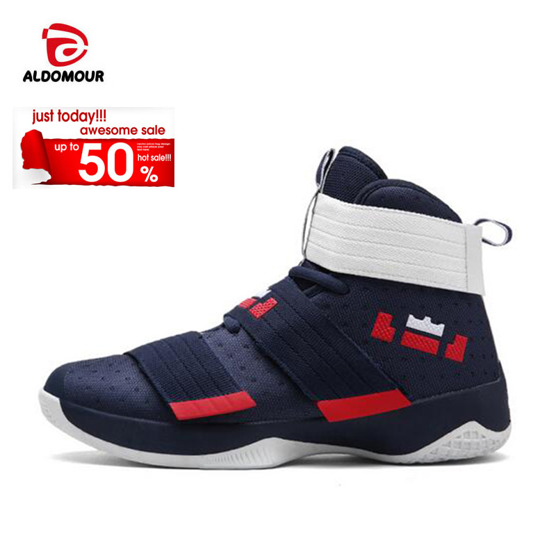 ALDOMOUR 2017 New Men Women Basketball Shoes Breathable Athletic Basketball Sport boots Male Female Cheap Basketball Footwear peak sport men outdoor bas basketball shoes medium cut breathable comfortable revolve tech sneakers athletic training boots