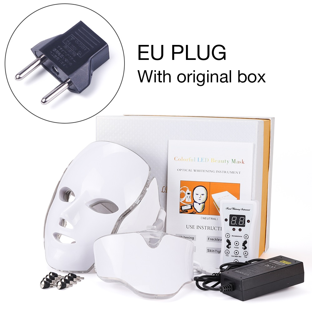 EU Plug with box