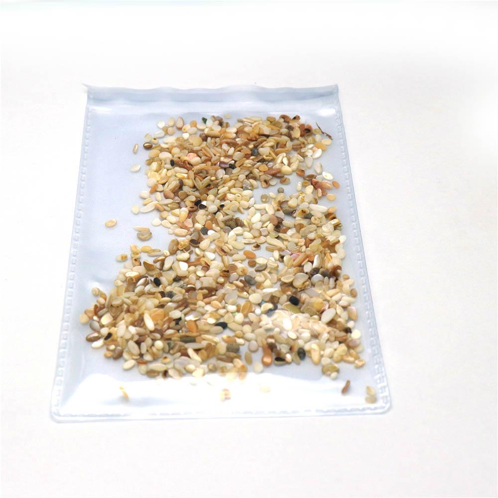 Freeform Chip Natural Stone Beads Irregular Shape For DIY Epoxy Resin Filler Crafts Jewelry Making Making  Mini Cobblestone