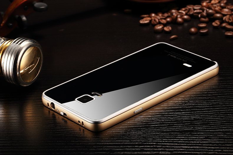 brand new 6c239 62bc8 US $18.99 |Luxury Arc shaped Metal Case For Samsung Galaxy Note 4 N9100  Cover Case for Galaxy Note 4 +gift free shipping on Aliexpress.com |  Alibaba ...