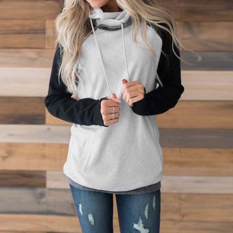 Women's Autumn Hoodie Sweatshirt 21