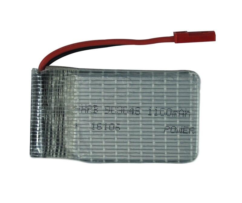 XXL Power 1100mAh 3 7V Li Poly Battery for MJX T04 T05 T25 M03 font b