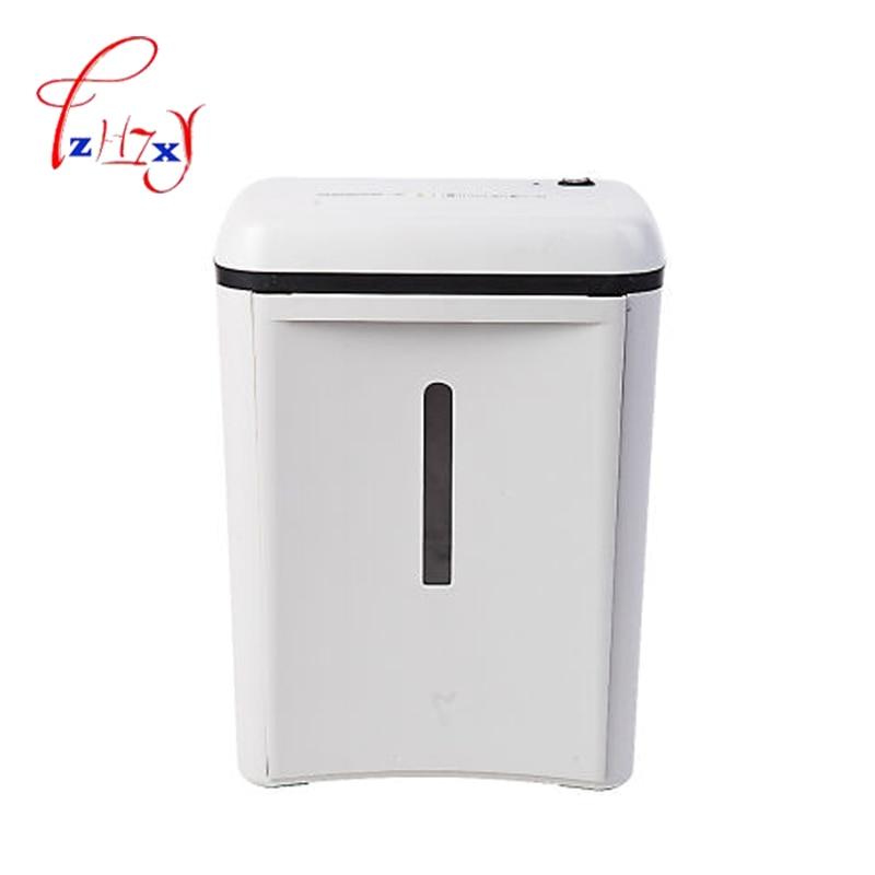 SD9280 Electric Paper shredders o ffice Mute file grinder Destroy Document Files home shredder 14L large