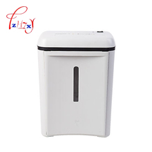 SD9280 Electric Paper shredders o-ffice Mute file grinder Destroy Document Files home shredder 14L large 220mm/3 * 16mm