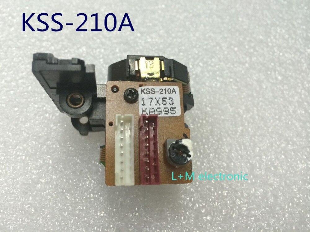 Brand New High Quality KSS-210A  KSS210A KSS-212B KSS-210B  CD Laser Lens Lasereinheit Optical Pick-ups Bloc Optique