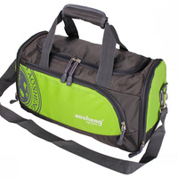 Male Nylon Outdoor Fitness Bag Athletic Men And Women Yoga And Travel Shoulder Bag Active Sports