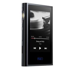 Image 3 - FiiO M9 Tragbare High Auflösung Audio Player AK4490EN * 2 WIFI Bluetooth DSD128 USB Audio USB DAC SPDIF ausgang