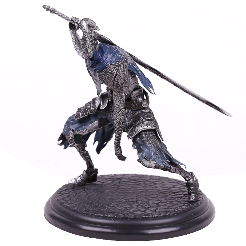 18 cm Dark Souls Artorias Faraam Knight Action Figure Collection Figure Toys Kid Adult Gift dead souls